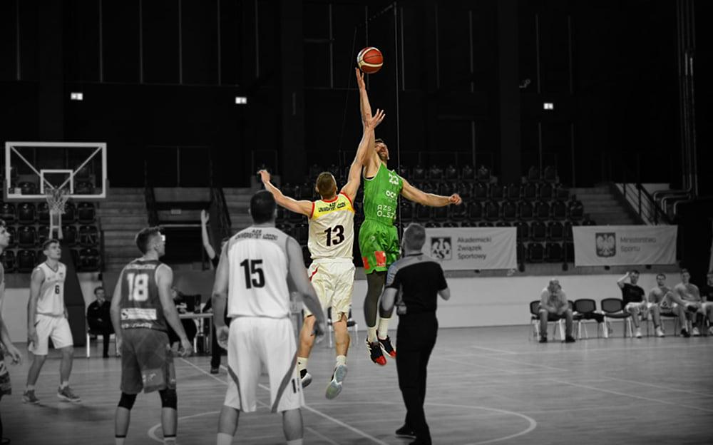 derby Olsztyna koszykówce
