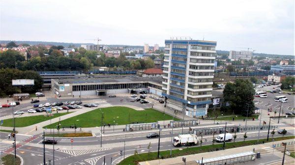 nowy dworzec kolejowy w olsztynie