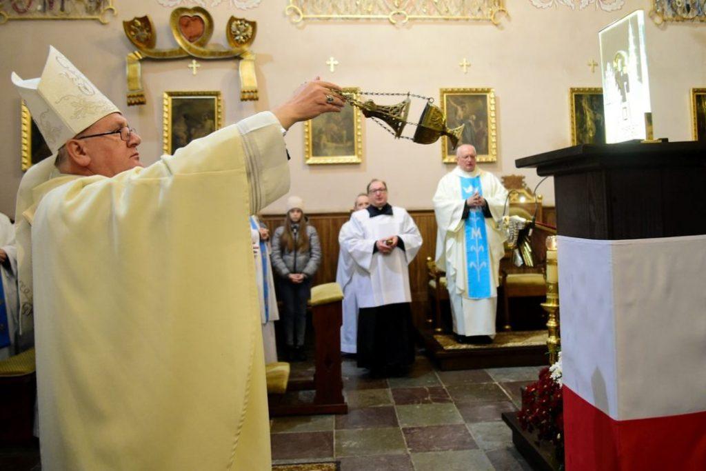relikwie prymasa wyszyńskiego